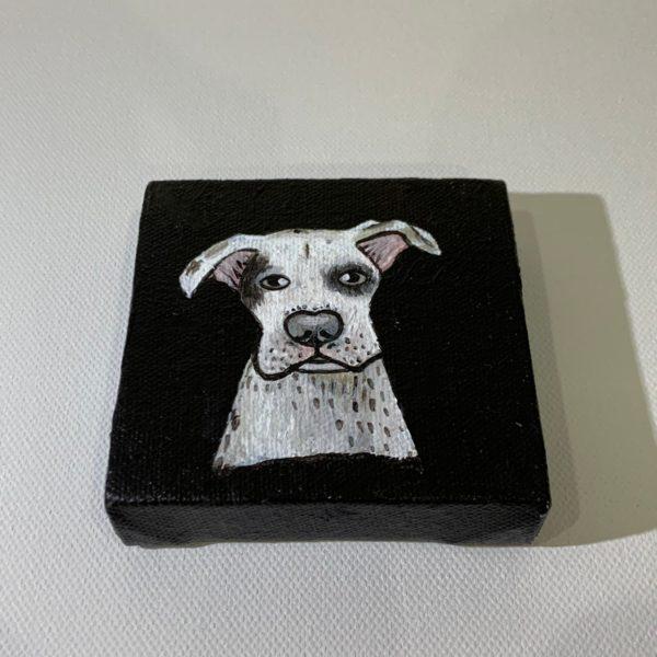 ภาพวาดน้องหมา