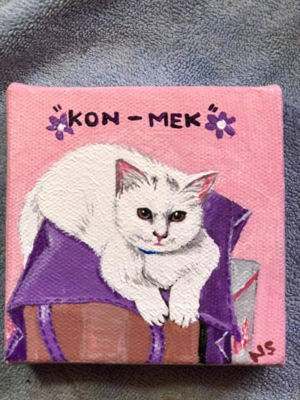 รูปวาด แมว อาร์ต ๆ น่ารักๆ